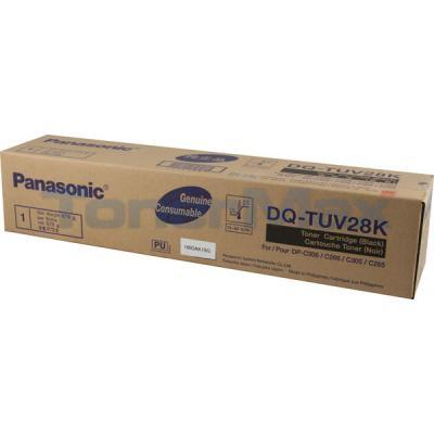 PANASONIC DP-C305/265 TONER CARTRIDGE BLACK